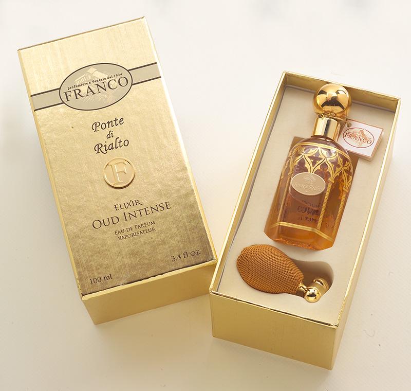 Elixir Oud Intance Exclusive - Profumeria Franco - Venezia