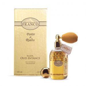 Elixir Oud Intance - Profumeria Franco - Venezia