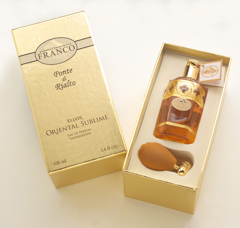 Elixir Oriental Sublime - Profumeria Franco - Venezia