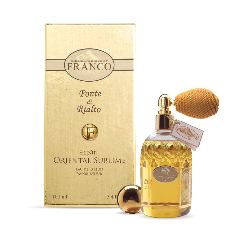 Elixir Oriental Sublime Exclusive - Profumeria Franco - Venezia