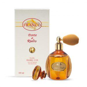 Elixir Ambre D'Or Exclusive - Profumeria Franco - Venezia